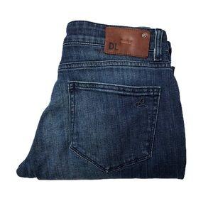 DL1961 Riley Boyfriend Low Rise Stretch Jeans